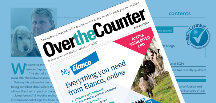 Over the Counter – January 2021