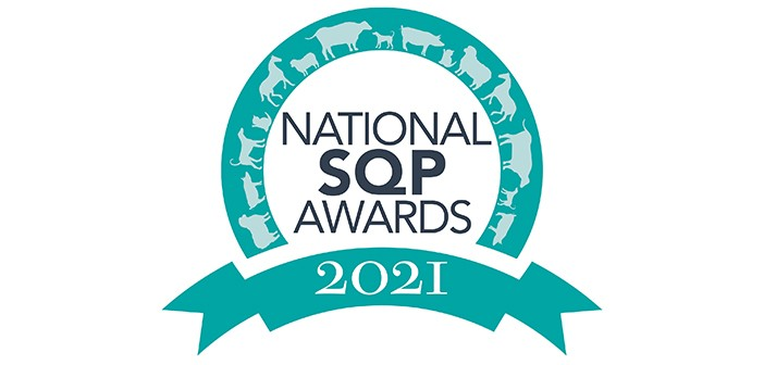 National SQP Awards logo 2021