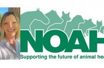 Caitrina Oakes and NOAH logo