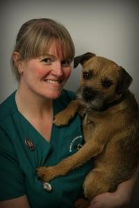 Nicola Crooks, RVN of Marple Veterinary Centre