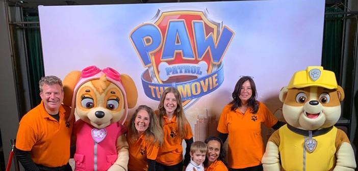 Pet Munchies crew at premiere