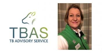 TBAS – logo and Sarah Tomlinson