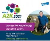 Elanco announces third A2K CPD event
