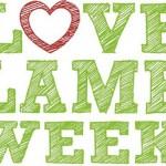 Love Lamb Week logo