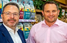 Pedigree Wholesale's Gerard O'Mahony (left) and Steve Brown